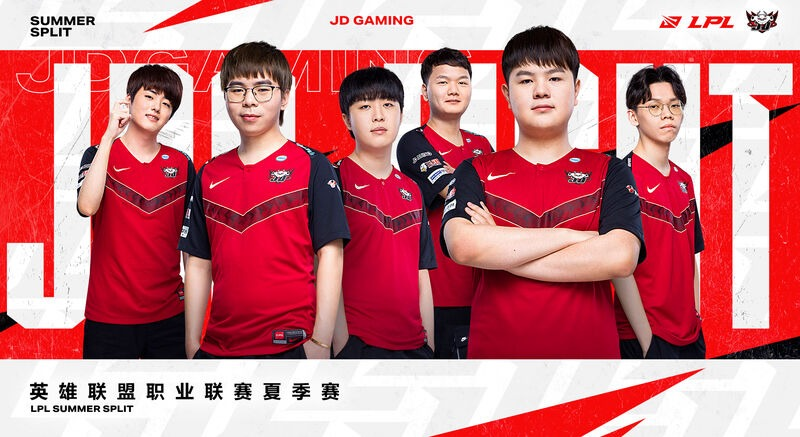 jd gaming roster